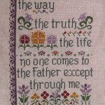 The Way, the Truth, the Life / My Big Toe Designs