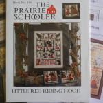 THE PRAIRIE SCHOOLER ×4