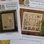 Little House Needleworks ×2