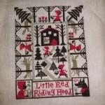 The Prairie Schooler /#186 LITTLE RED RIDING HOOD