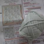 FELISSIMO~ローズカラーで作る棒針透かし柄サンプラーの会